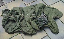 UK BRITISH ARMY SURPLUS G1 GREEN WARM WEATHER LIGHTWEIGHT JUNGLE SLEEPING BAG