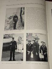1896 CAPT WOLFE GIBBS BOATSWAIN PETTY OFFICERS NAVY