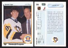 JAROMIR JAGR PENGUINS CAPITALS RANGERS FLYERS DEVILS NHL HOCKEY CARD SEE LIST