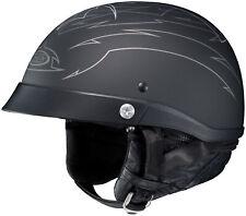 HJC CL-Ironroad Show Boat Motorcycle Half Helmet MC-5F XL XLarge