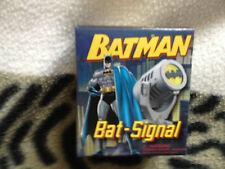 Batman  mini  bat-signal and mini batman book