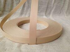 Birch Wood Veneer Pre Glued Iron on Edging Tape/Banding 18mm 22mm30mm 40mm 50mm