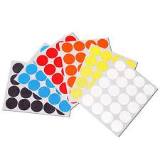 20 reflektierende Punkte zum Aufkleben in verschiedenen Farben