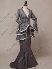 Victorian Edwardian Downton Abbey Tea Party Titanic Dress Theater Costume N 328