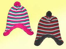 Enfants Bonnet D'hiver avecpompon Protection pour oreilles bonnet tricoté