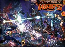 Secret Wars Marvel Now