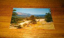 Sunrise Valley Top Of The Trail Cape North Mountain Sea unused vintage postcard