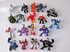 DC ACTION LEAGUE Super Hero Squad figurines