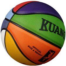 Kuangmi Multicolor Fancy Basketball Child Kid Boy Girl Youth Junior