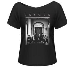 Issues 'Door' Girlie T shirt - NEW