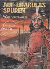 Auf Draculas Spuren Hardcover Comic Nr. 1 - 3 zur Auswahl Kult Editionen