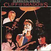 Cliff and the Shadows: 20 Original Greats, Cliff Richard & The Shadows, Very Goo