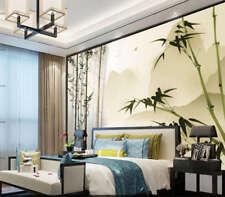 Comfortable Bamboo 3D Full Wall Mural Photo Wallpaper Printing Home Kids Decor