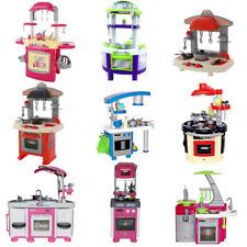 Coloma Kinderküche Spielküche Kinderspielküche Spielzeugküchen mit Zubehör NEU