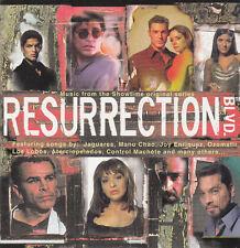 Resurrection  Blvd-2001-Original Soundtrack-17 Track-CD