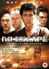 LN R2 DVD Ray Liotta Kevin Dillon NO ESCAPE 1994 PRISON THRILLER Lance Henriksen