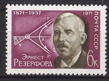 RUSSIA SU 1971 **MNH SC#3888 E. Rutherford (1871-1937),