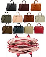 """Ladies Laptop Bag 13 inch 15.6"""" Briefcase Large Handbag Macbook Bag Womens Work"""