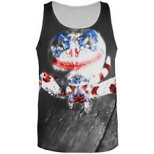 Patriotic Killer Clown Spider Of Halloween All Over Mens Tank Top