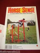 HORSE SENSE #  7 ARDENNAIS