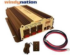 VertaMax 1500 Watt 12V Battery Power Inverter DC to AC Car, RV, Solar, RV,