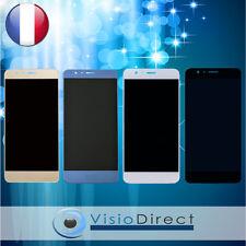 Ecran complet pour Huawei Honor 8 vitre tactile+ecran LCD noir blanc bleu ou or