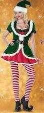 Incharacter Holiday Honey Sexy Christmas Elf Santa Claus Reindeer Costume 51002