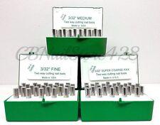 """Startool - Acrylic UV Gel Nail Drill Bit Silver 3/32"""" - Pick any kind"""