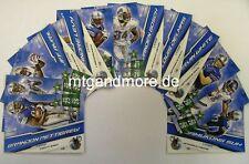 Adrenalyn XL NFL - Detroit Lions - Karte aussuchen