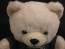 CALIFORNIA VACATION WHITE BEAR BLUE T-SHIRT UMBRELLAS PLUSH STUFFED ANIMAL TOY