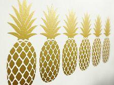 Splendido ANANAS Wall Art Vinile Decalcomanie / Adesivi-vari colori e taglie