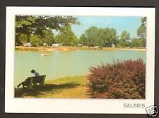 SALBRIS (41) CARAVANE au PLAN D'EAU