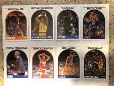 1989-1990 NBA HOOPS BASKETBALL CARDS YOU CHOOSE 3-352 NBA CARD FREE SHIPPING