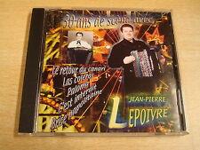 ACCORDEON CD / 30 ANS DE SCÈNE AVEC JEAN-PIERRE LEPOIVRE