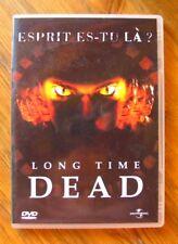 DVD LONG TIME DEAD - Joe ABSOLOM / Lara BELMONT