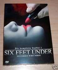 DVDs Six Feet Under Staffel Season 1 Neu OVP DVD Box