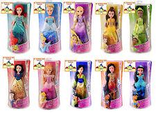 PRINCIPESSE DISNEY Bambole Base Classiche 30cm by Hasbro Princess Fashion Doll