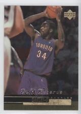1999 Upper Deck Gold Reserve #213 Charles Oakley Toronto Raptors Basketball Card