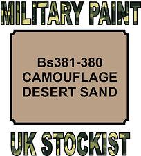 CAMOUFLAGE DESERT SAND MILITARY PAINT METAL STEEL HEAT RESISTANT ENGINE VEHICLE