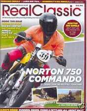 REAL CLASSIC Magazine 71 March 2010-750 Commando(NEW)