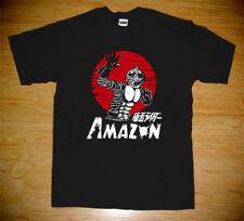 New Japan Masked Kamen Rider Amazon Retro Vintage Superhero Tokusatsu T-shirt