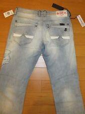 NWT Men's Buffalo SIX Slim Straight Jeans (Retail $129)