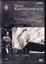DVD Hans KNAPPERTSBUSCH WAGNER Die Walküre Act 1 Claire WATSON Fritz UHL GREINDL
