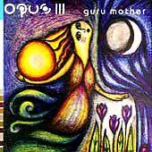 OPUS III - GURU MOTHER rare R&B Dance music cd 10 songs 1994