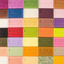Jabón francés, Savon de Marseille 125G amplia gama de Natural Orgánica manteca de karité