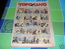 TOPOLINO GIORNALE n° 596-20 luglio 1946 - ORIGINALE/