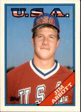 1988 Topps Traded Baseball Card Pick