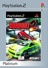 Burnout 2: Point of Impact [Platinum] [video game]