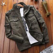 Brand Men Jackets New Autumn winter Cotton Coat Jacket Pocket Man Outwe