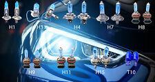 2x Xenon Look Halogen Lampen Birne H1 H3 H4 H7 H8 H9 H11 H15 T10 Autolampe 8500K